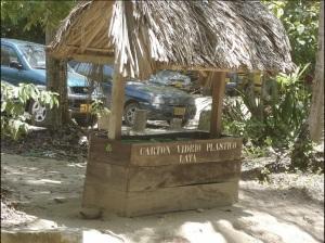 tayrona recipiente reciclaje
